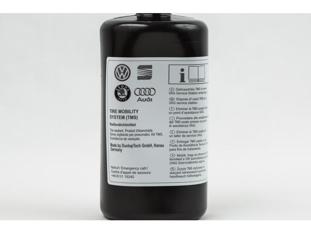 Diagram Tire Sealant (8E0012619) for your 2010 Volkswagen Beetle Convertible