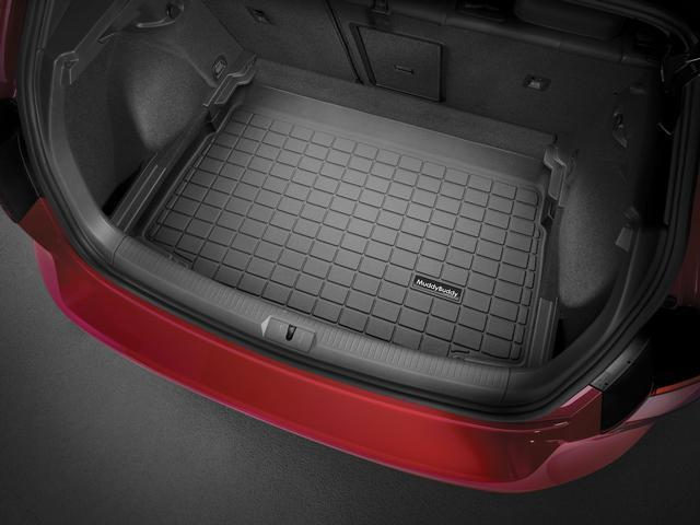 Diagram MuddyBuddy™ - Trunk Liner - Black (5C3061161) for your Volkswagen Beetle Convertible